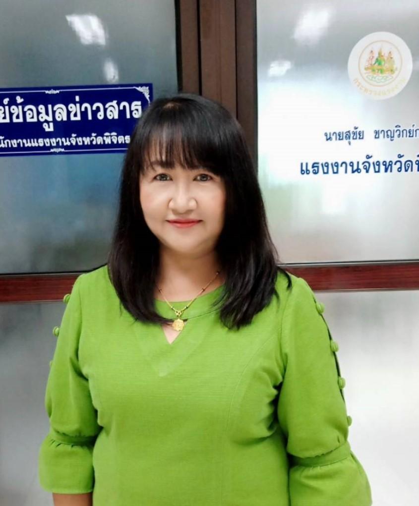 Mrs.Napaporn Sangkamart